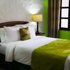 Hotel Camino Maya Ciudad Blanca 3* Стандартный номер с различными типами кроватей фото 3