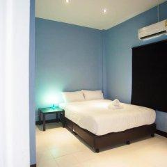 Отель The Mix Bangkok - Phrom Phong 3* Стандартный номер с различными типами кроватей фото 11