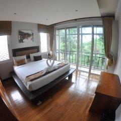 Отель Baan Khao Hua Jook 3* Вилла с различными типами кроватей фото 8