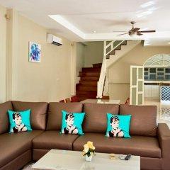 Отель Cozy Beach pool villa by MyPattayaStay интерьер отеля фото 3