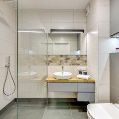 Апартаменты Apartinfo Chmielna Park Apartments ванная
