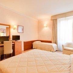 Hotel Mia Cara 3* Стандартный номер с различными типами кроватей фото 3