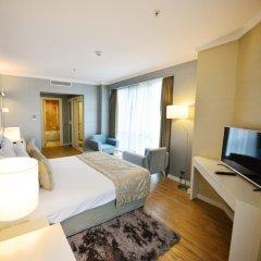 Отель Byotell Istanbul 5* Стандартный номер с двуспальной кроватью фото 3