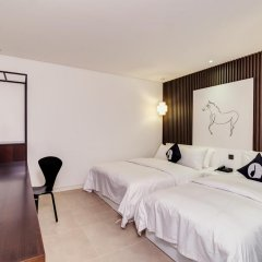 Hotel The Designers Cheongnyangni 3* Номер Делюкс с 2 отдельными кроватями