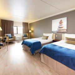 Quality Hotel Tønsberg 3* Улучшенный номер с различными типами кроватей