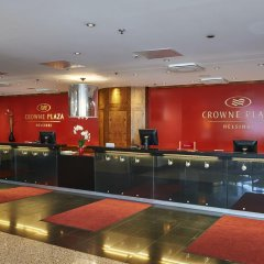 Отель Crowne Plaza Helsinki Финляндия, Хельсинки - - забронировать отель Crowne Plaza Helsinki, цены и фото номеров развлечения