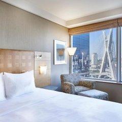 Отель Hilton Sao Paulo Morumbi 5* Номер Делюкс с различными типами кроватей