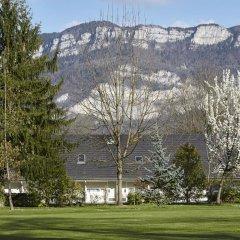 Отель Campanile Aix-Les-Bains спортивное сооружение
