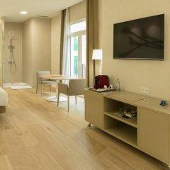 Отель Melia Plaza Valencia 4* Полулюкс с различными типами кроватей фото 7
