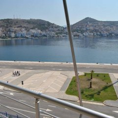 Отель Ioanian's View Албания, Саранда - отзывы, цены и фото номеров - забронировать отель Ioanian's View онлайн приотельная территория
