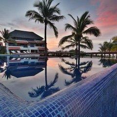 Отель The Residences at Las Palmas Мексика, Коакоюл - отзывы, цены и фото номеров - забронировать отель The Residences at Las Palmas онлайн бассейн фото 3