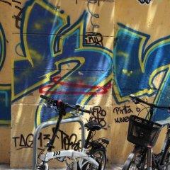 Center Valencia Youth Hostel спортивное сооружение