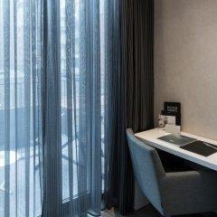 Отель Gran Via BCN 4* Стандартный номер с различными типами кроватей фото 2