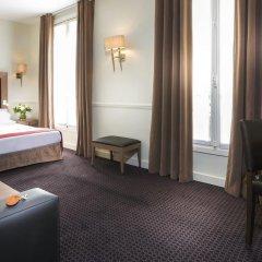 Elysees Union Hotel 3* Стандартный номер с разными типами кроватей фото 7