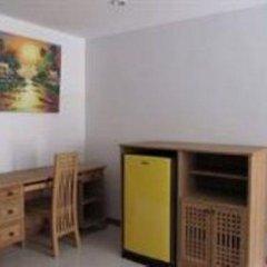 Апартаменты Rm Wiwat Apartment Студия Делюкс с различными типами кроватей фото 3