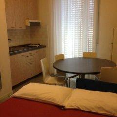 Отель Residence Lugano 3* Апартаменты с различными типами кроватей фото 3