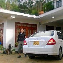 Отель Rochana Palace Шри-Ланка, Нувара-Элия - отзывы, цены и фото номеров - забронировать отель Rochana Palace онлайн парковка