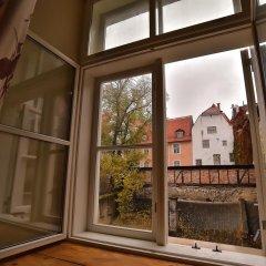 Апартаменты Vene 23 Apartments Таллин балкон