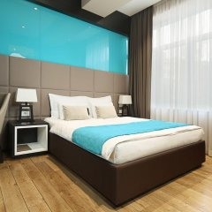 Отель Maccani Luxury Suites 4* Представительский люкс с различными типами кроватей фото 21
