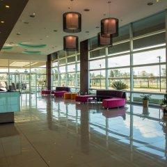 Gala Hotel y Convenciones интерьер отеля фото 3