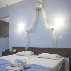 Antonios Hotel Студия с различными типами кроватей фото 5