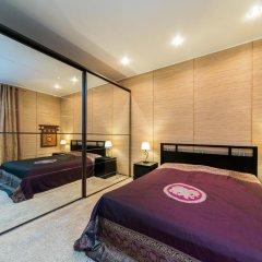 Апартаменты Universitet Luxury Apartment Улучшенные апартаменты с разными типами кроватей фото 14