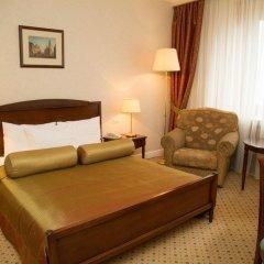 Президент-Отель 4* Стандартный номер с двуспальной кроватью фото 3