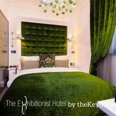 The Exhibitionist Hotel 5* Стандартный номер с двуспальной кроватью фото 7