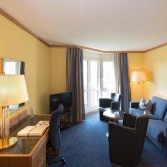 Отель STAY@Zurich Airport 2* Номер Комфорт с различными типами кроватей фото 10
