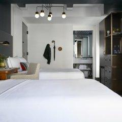 The Renwick Hotel New York City, Curio Collection by Hilton 4* Стандартный номер с двуспальной кроватью фото 5