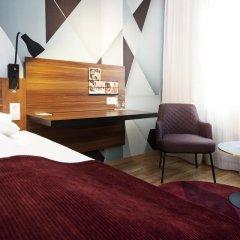 Отель Scandic Solli Oslo 3* Номер категории Эконом с различными типами кроватей фото 5