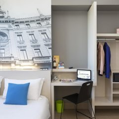 B&B Hotel Milano Cenisio Garibaldi Стандартный номер с двуспальной кроватью фото 3