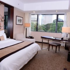 Guangdong Yingbin Hotel 4* Стандартный номер с различными типами кроватей фото 3