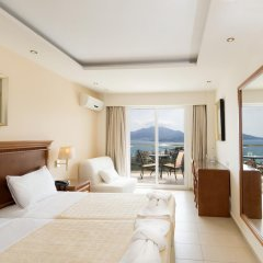 Avalon Hotel 4* Стандартный номер с различными типами кроватей фото 11