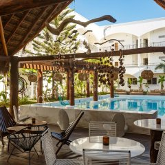 Отель Hm Playa Del Carmen Плая-дель-Кармен бассейн фото 2