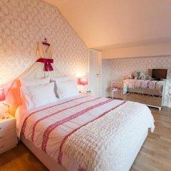 Отель Charming Penthouse with Private Terrace Лиссабон комната для гостей фото 5