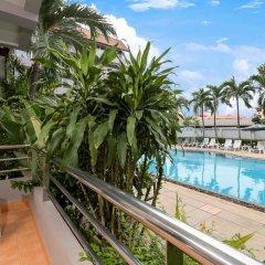 Отель The Holiday Resort 4* Улучшенный номер с различными типами кроватей фото 2