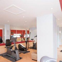 Отель NH Brussels Louise фитнесс-зал фото 2
