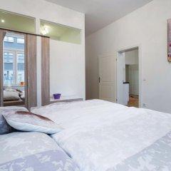 Апартаменты Living Like Home Apartments Вена комната для гостей фото 2