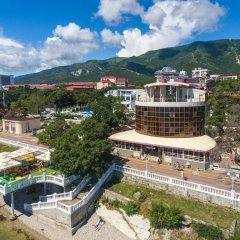 Отель Kompass Hotels Magnoliya Gelendzhik Большой Геленджик приотельная территория
