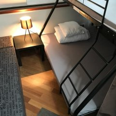 Warsaw Center Hostel LUX комната для гостей фото 3