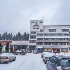 Отель Moura парковка