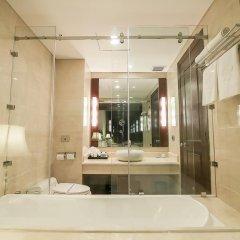 Saigon Halong Hotel 4* Улучшенный номер с 2 отдельными кроватями фото 5