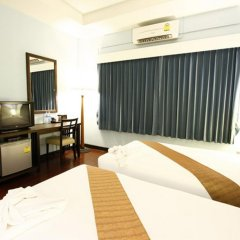 Отель Orange Tree House 2* Стандартный номер с различными типами кроватей фото 10