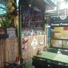 Отель Green House Bangkok Таиланд, Бангкок - 1 отзыв об отеле, цены и фото номеров - забронировать отель Green House Bangkok онлайн питание фото 3