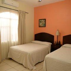 Hotel Boutique San Juan 2* Стандартный номер с различными типами кроватей фото 6