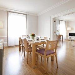 Отель COMO Metropolitan London 5* Апартаменты с различными типами кроватей фото 3