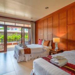 Отель Palm Beach Resort 3* Номер Делюкс с различными типами кроватей фото 8