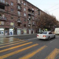 Отель Saryan Street Studio Apartment Армения, Ереван - отзывы, цены и фото номеров - забронировать отель Saryan Street Studio Apartment онлайн парковка