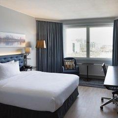 Отель Hilton Helsinki Strand 4* Стандартный номер с различными типами кроватей